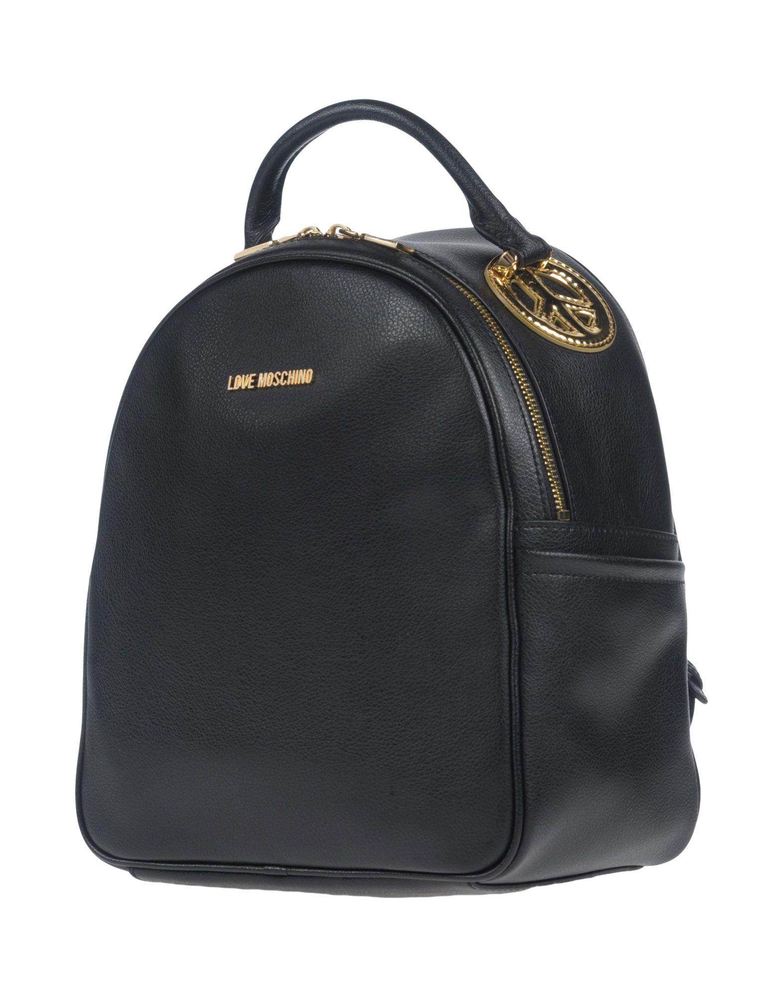 LOVE MOSCHINO Рюкзаки и сумки на пояс женские сумки