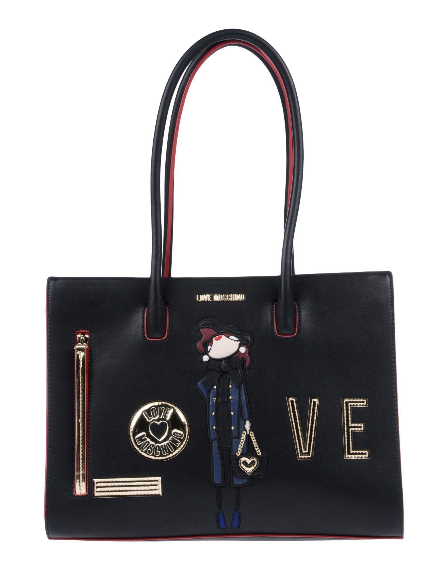 LOVE MOSCHINO Сумка на руку сумка love moschino love moschino lo416bwypj40