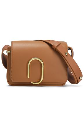 3.1 PHILLIP LIM Alix Flap mini leather shoulder bag