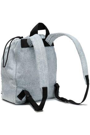 08cc94ea5f ... 3.1 PHILLIP LIM Lace-up denim backpack