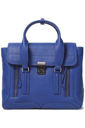3.1 PHILLIP LIM Textured-leather shoulder bag