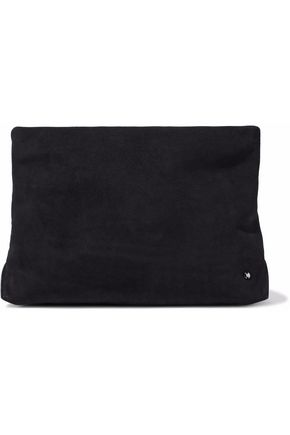 HALSTON HERITAGE Suede pouch