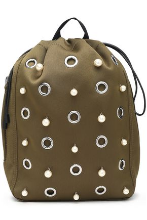 3.1 PHILLIP LIM Go-Go embellished shell backpack