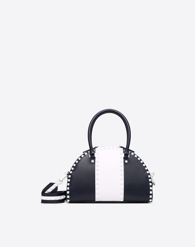 Free Rockstud Double Handle Bag