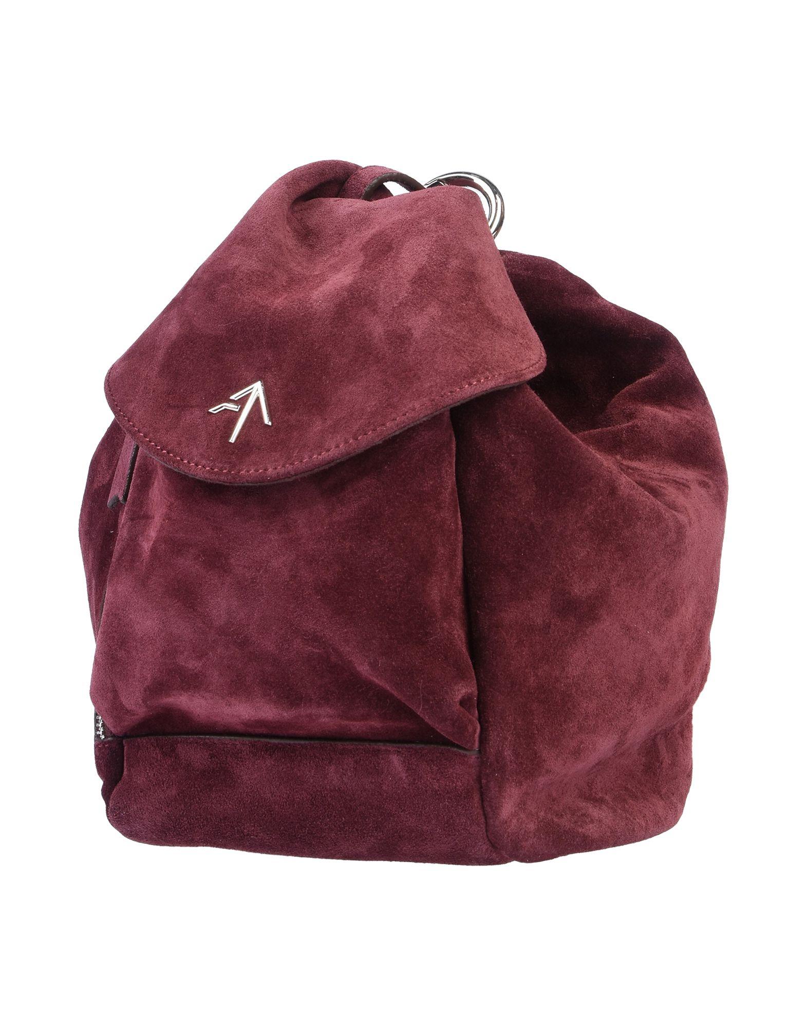 MANU ATELIER Рюкзаки и сумки на пояс цена и фото