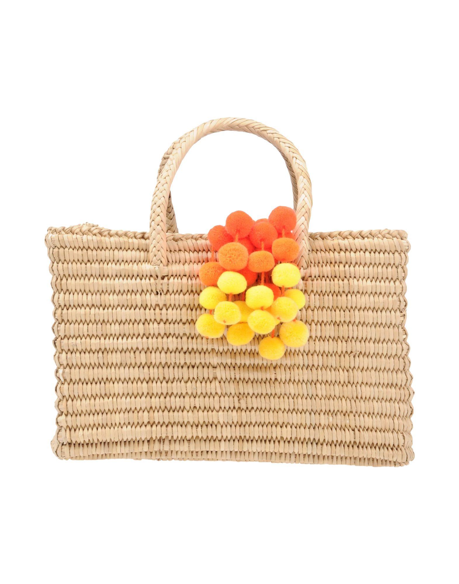 NANNACAY Handbag in Sand