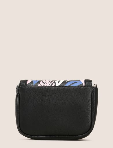 MINI LEAF PRINT CROSSBODY