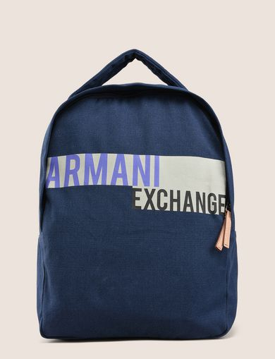 LOGO STRIPE BACKPACK