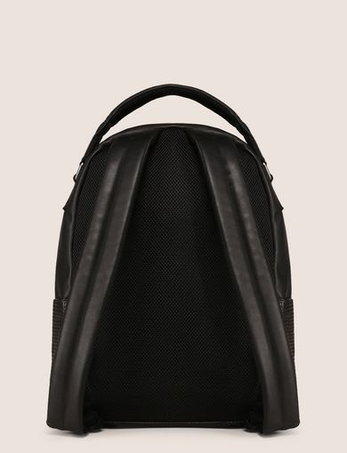 EMBOSSED DIAMOND LOGO BACKPACK