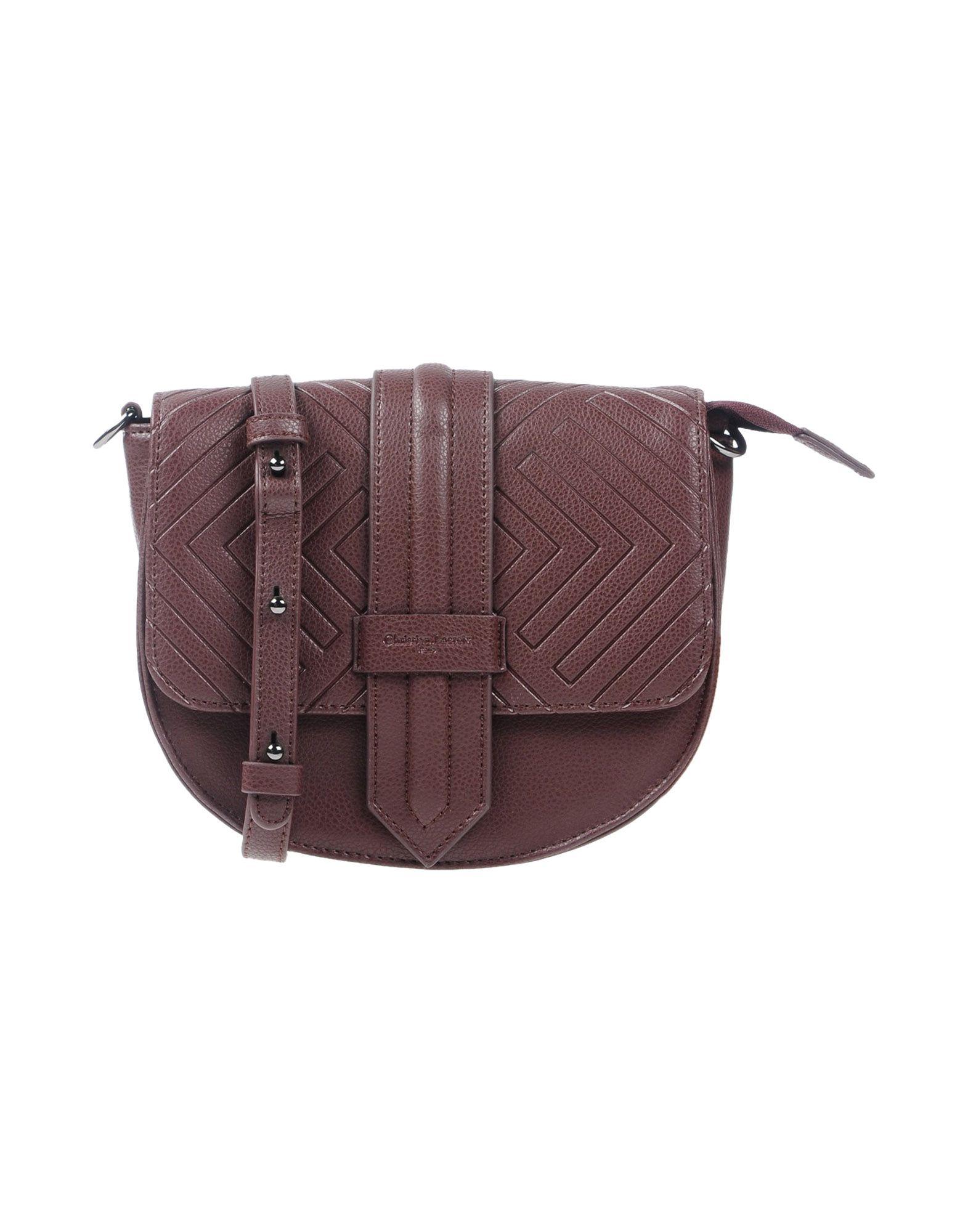CHRISTIAN LACROIX Handbag in Cocoa