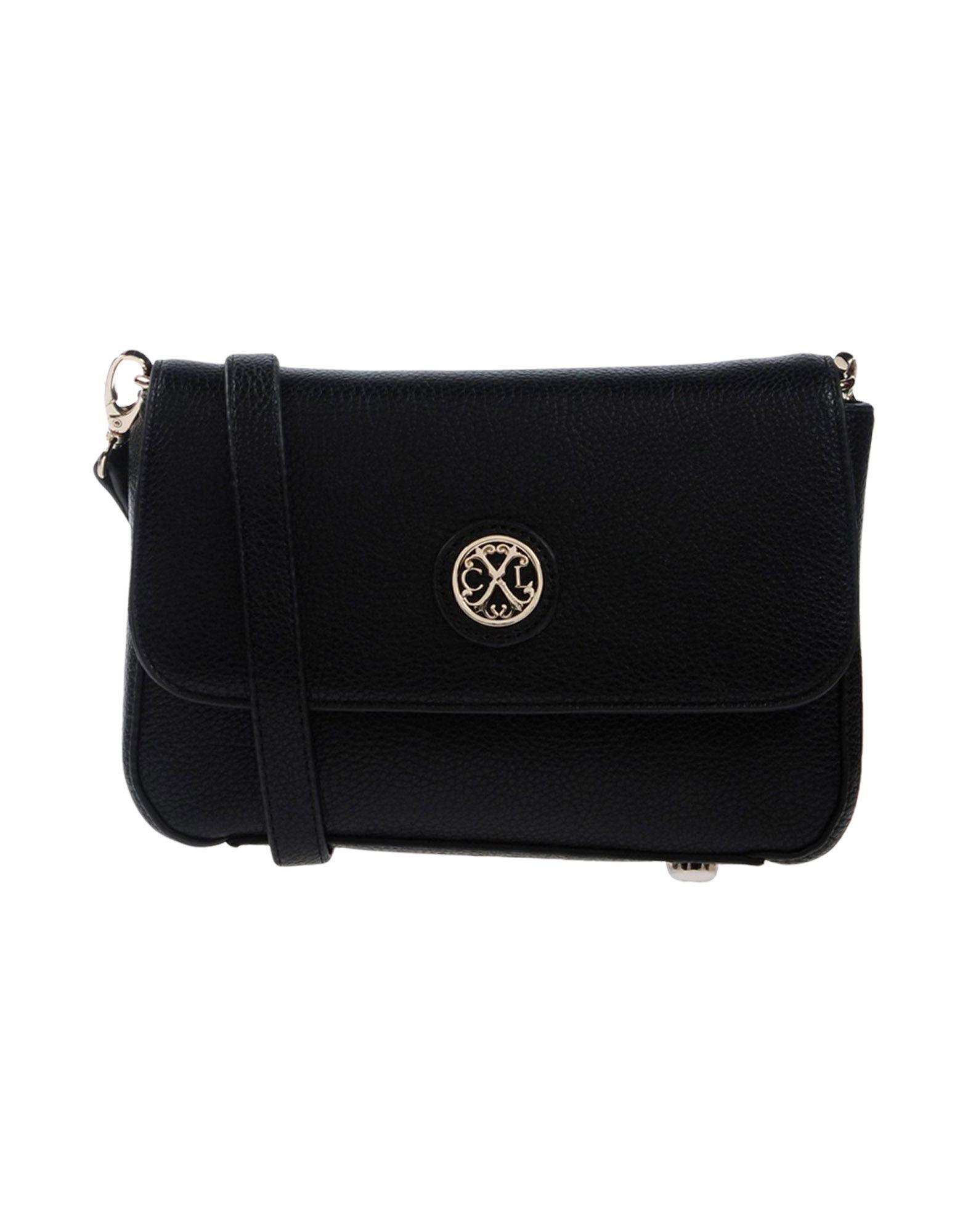CHRISTIAN LACROIX Handbag in Black