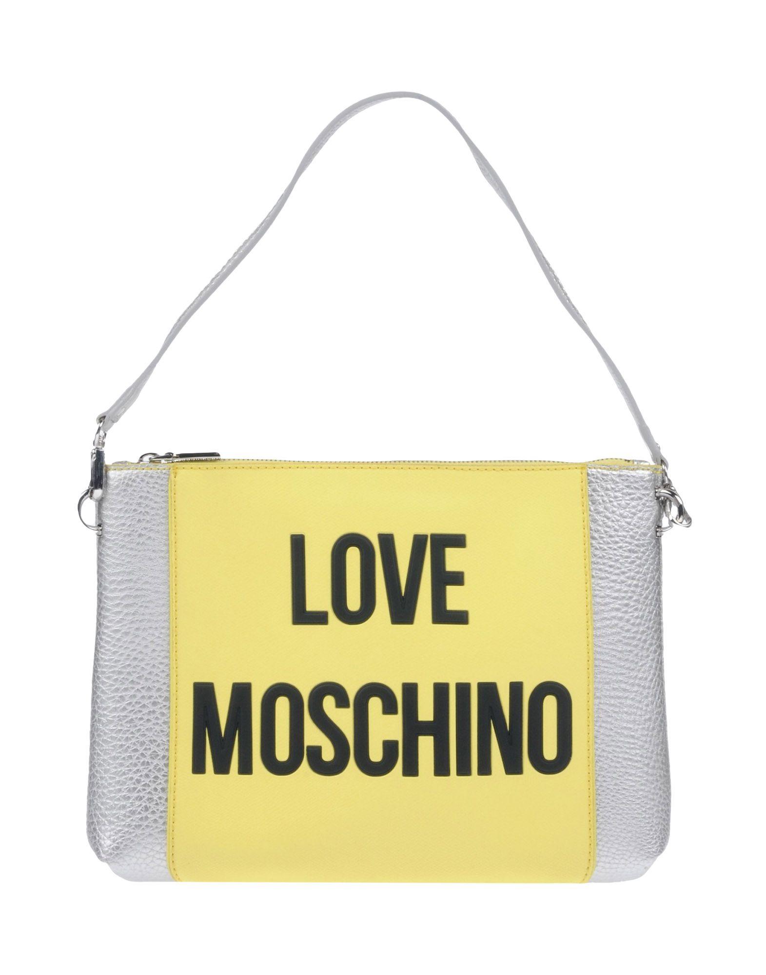 LOVE MOSCHINO Сумка на руку сумка love moschino love moschino lo416bwypj75