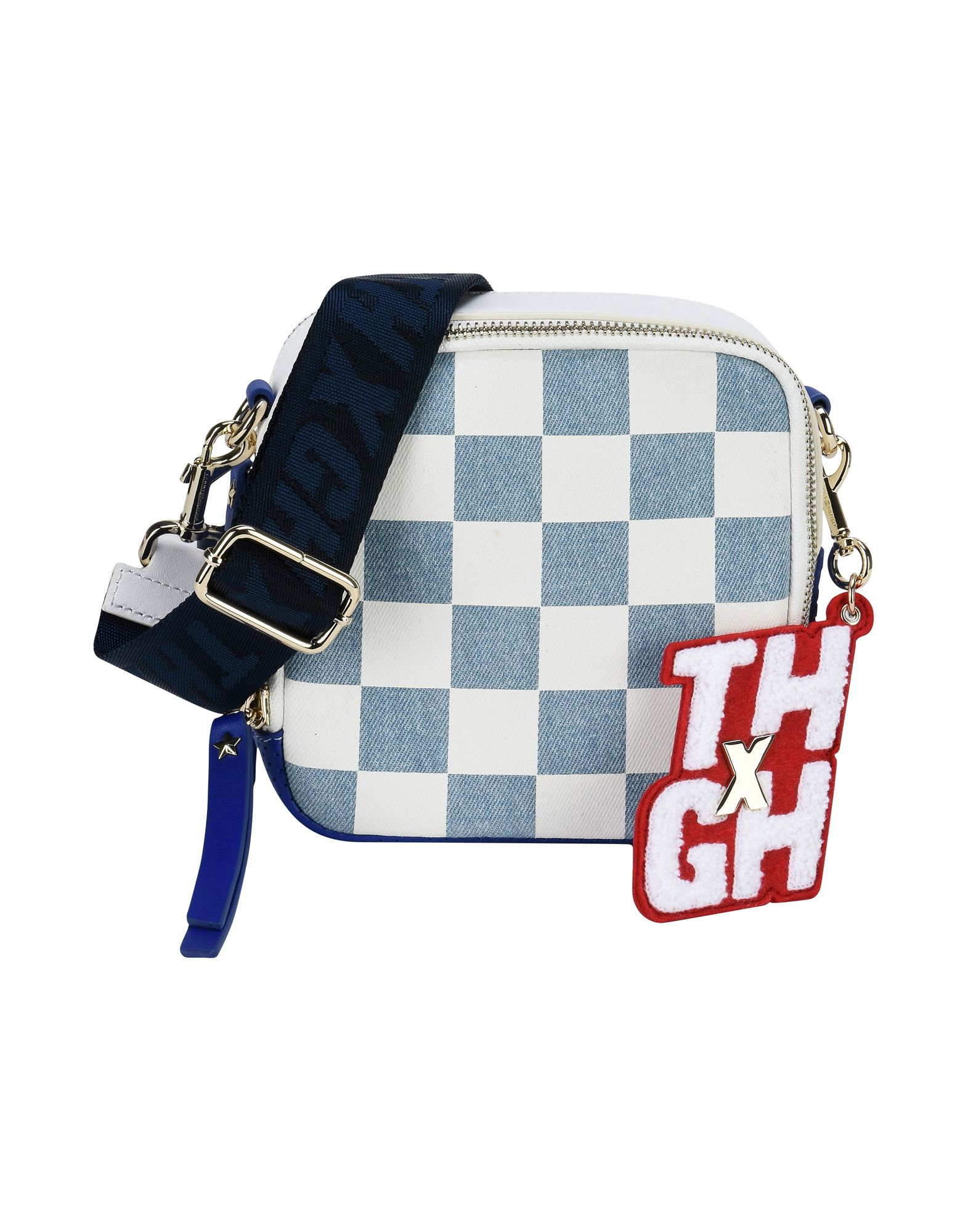 GIGI HADID x TOMMY HILFIGER Сумка на руку сумка tommy hilfiger am0am00806 002 black