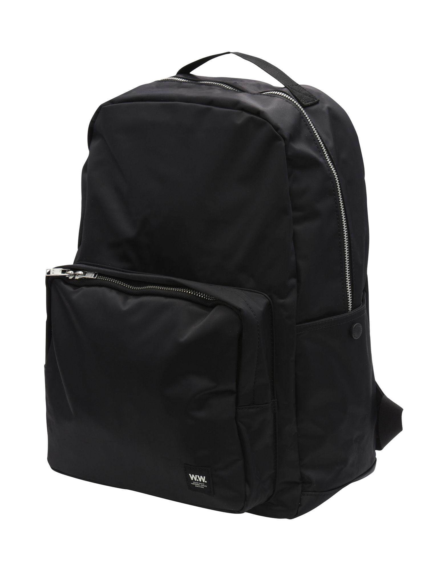 WOOD WOOD Рюкзаки и сумки на пояс мужские сумки
