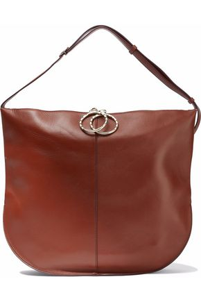 NINA RICCI Kuti leather shoulder bag