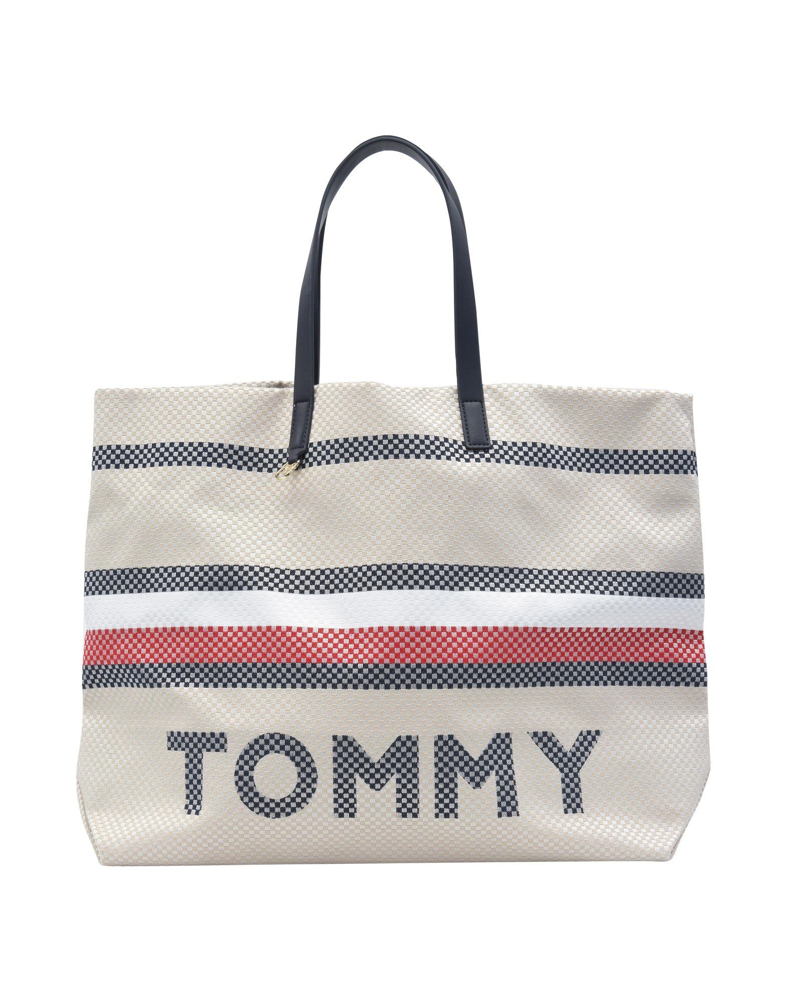 TOMMY HILFIGER Сумка на руку сумка tommy hilfiger am0am00806 002 black