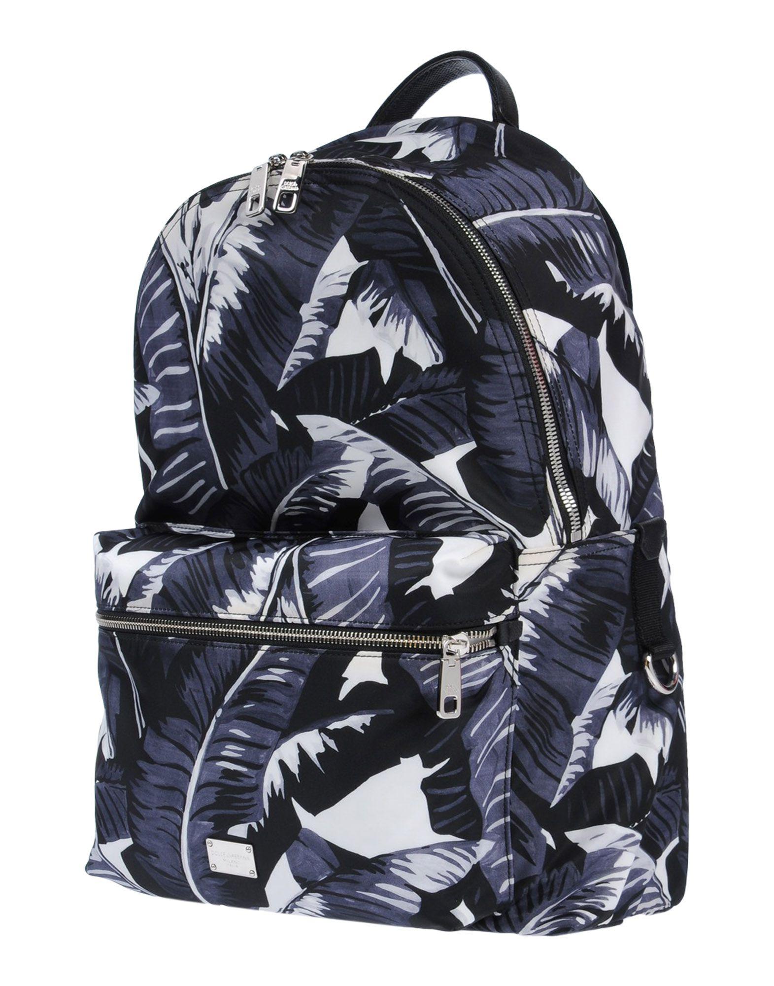 Фото - DOLCE & GABBANA Рюкзаки и сумки на пояс wood wood рюкзаки и сумки на пояс
