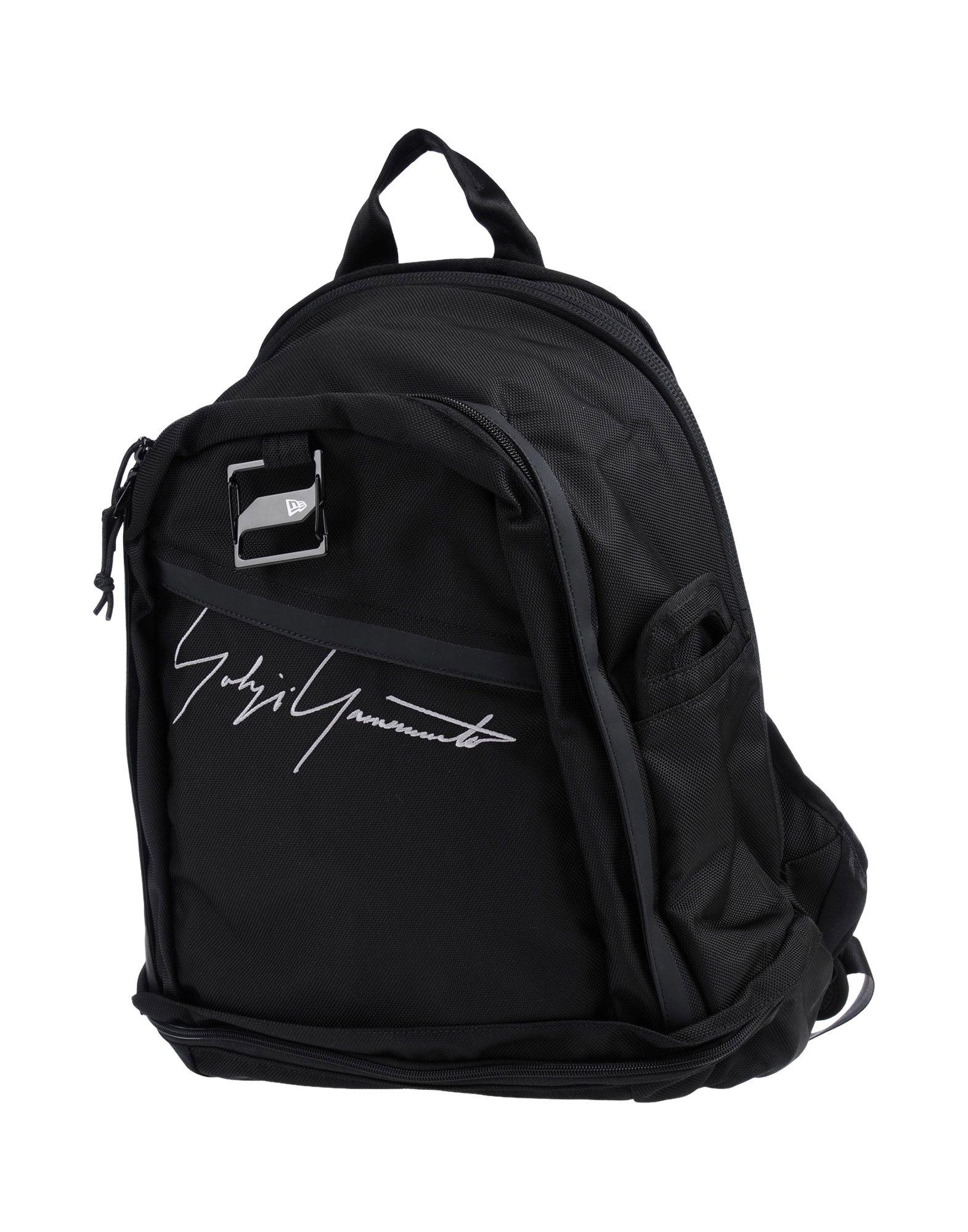 YOHJI YAMAMOTO POUR HOMME Рюкзаки и сумки на пояс