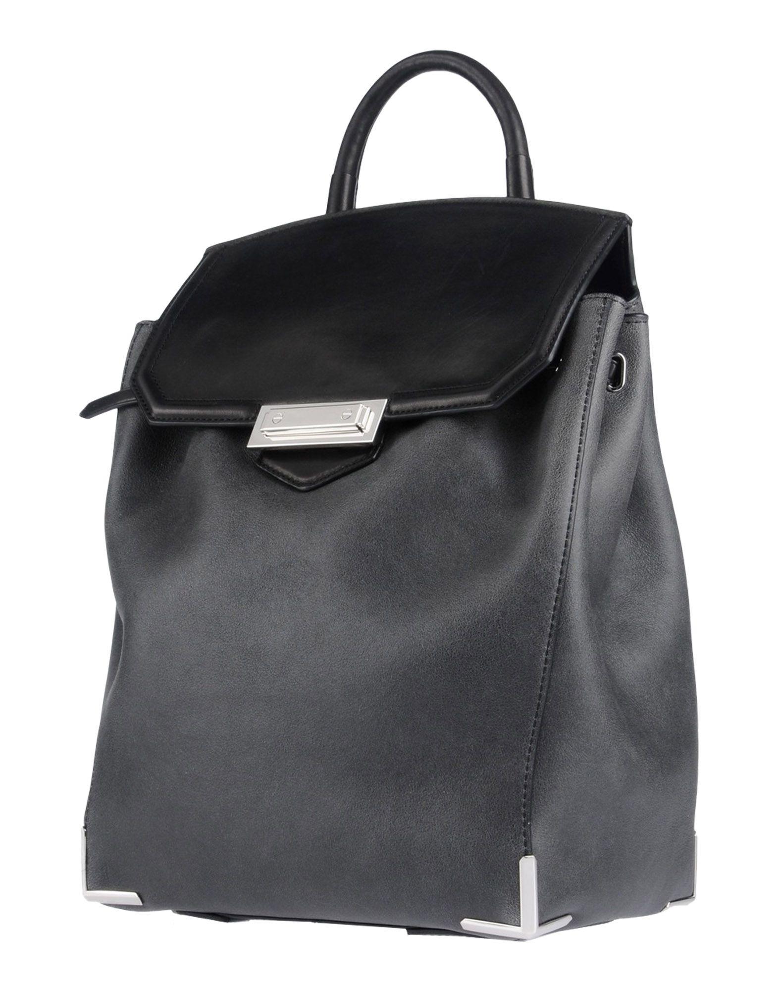 купить ALEXANDER WANG Рюкзаки и сумки на пояс по цене 39500 рублей