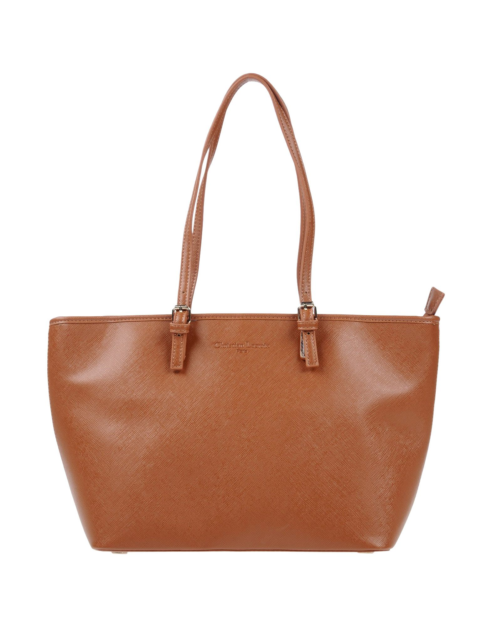 CHRISTIAN LACROIX Handbag in Brown