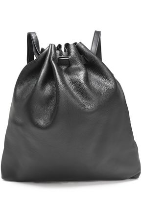 ALEXANDER WANG Pebbled-leather backpack