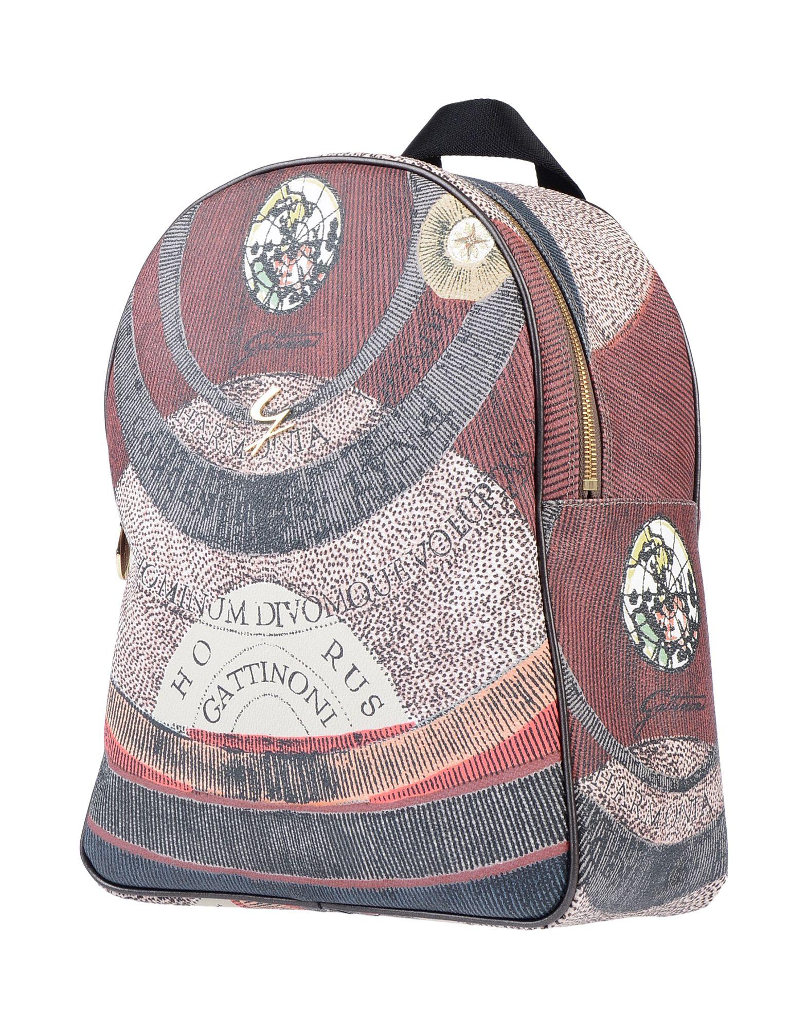 GATTINONI Рюкзаки и сумки на пояс цена и фото