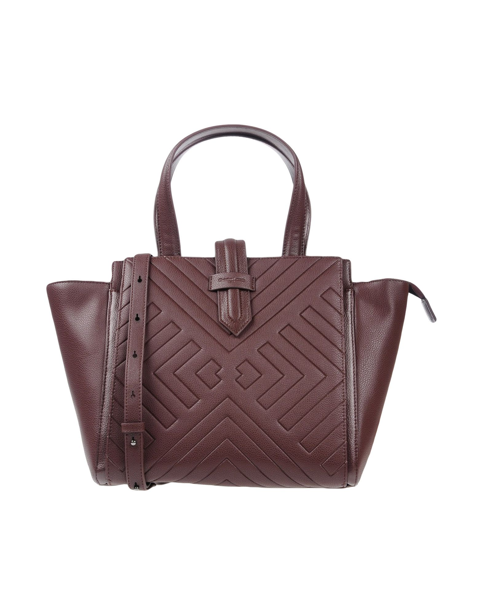 CHRISTIAN LACROIX Handbag in Deep Purple