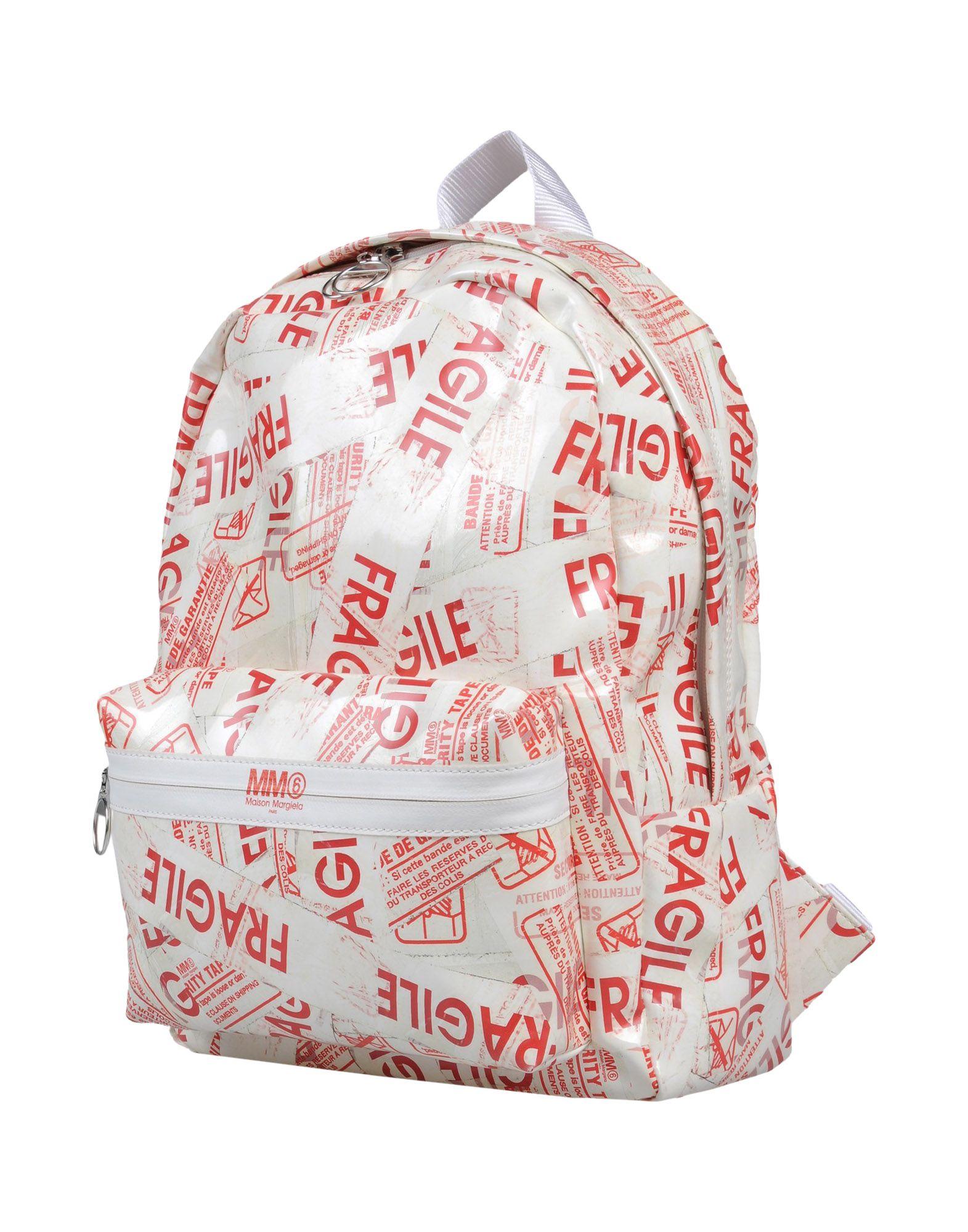 MM6 MAISON MARGIELA Рюкзаки и сумки на пояс мужские сумки