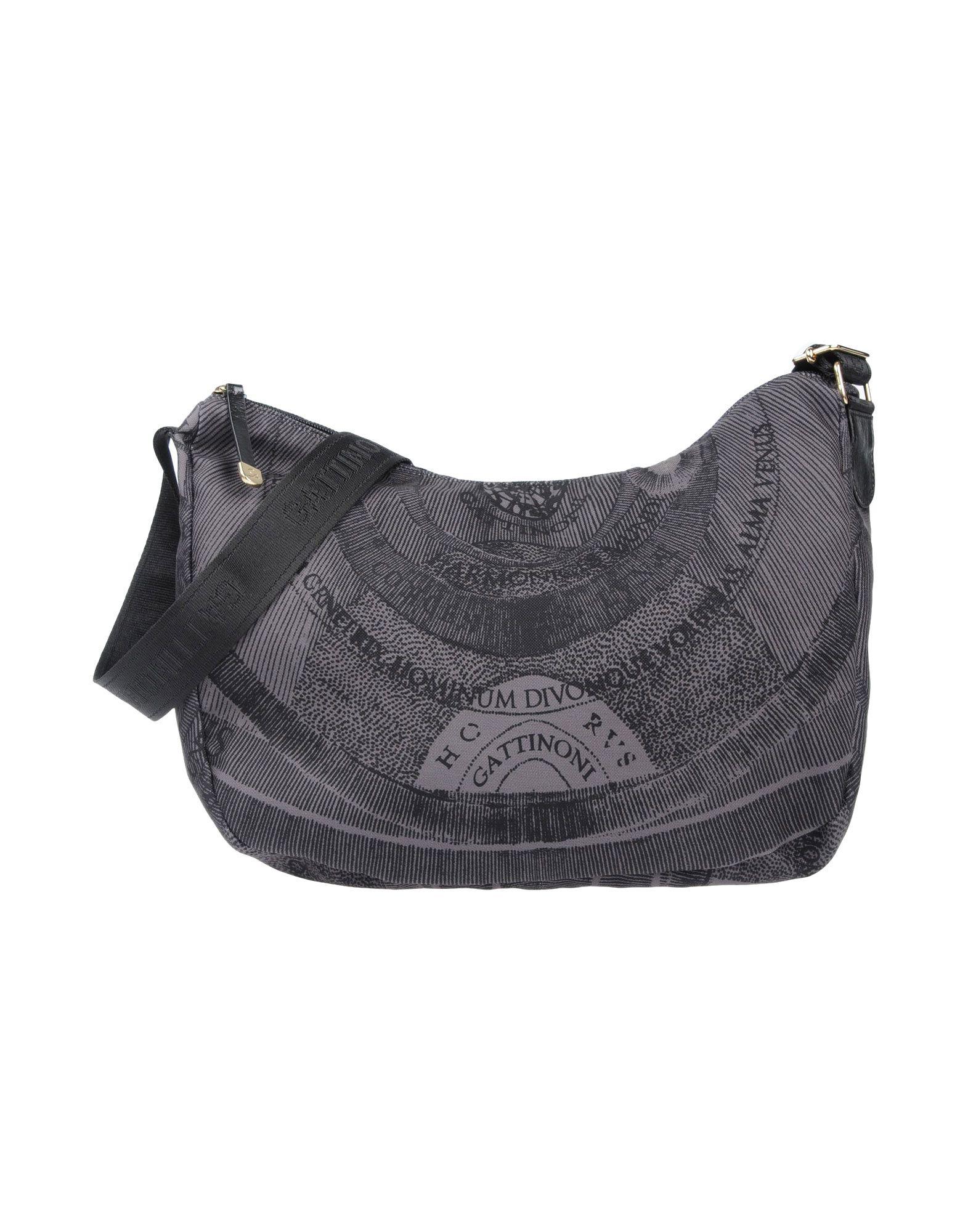 GATTINONI Сумка через плечо сумка через плечо anais gvani croco ag 1471 350161