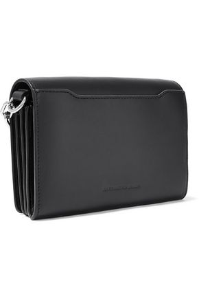 ALEXANDER WANG Attica Fast Forward embossed-leather shoulder bag