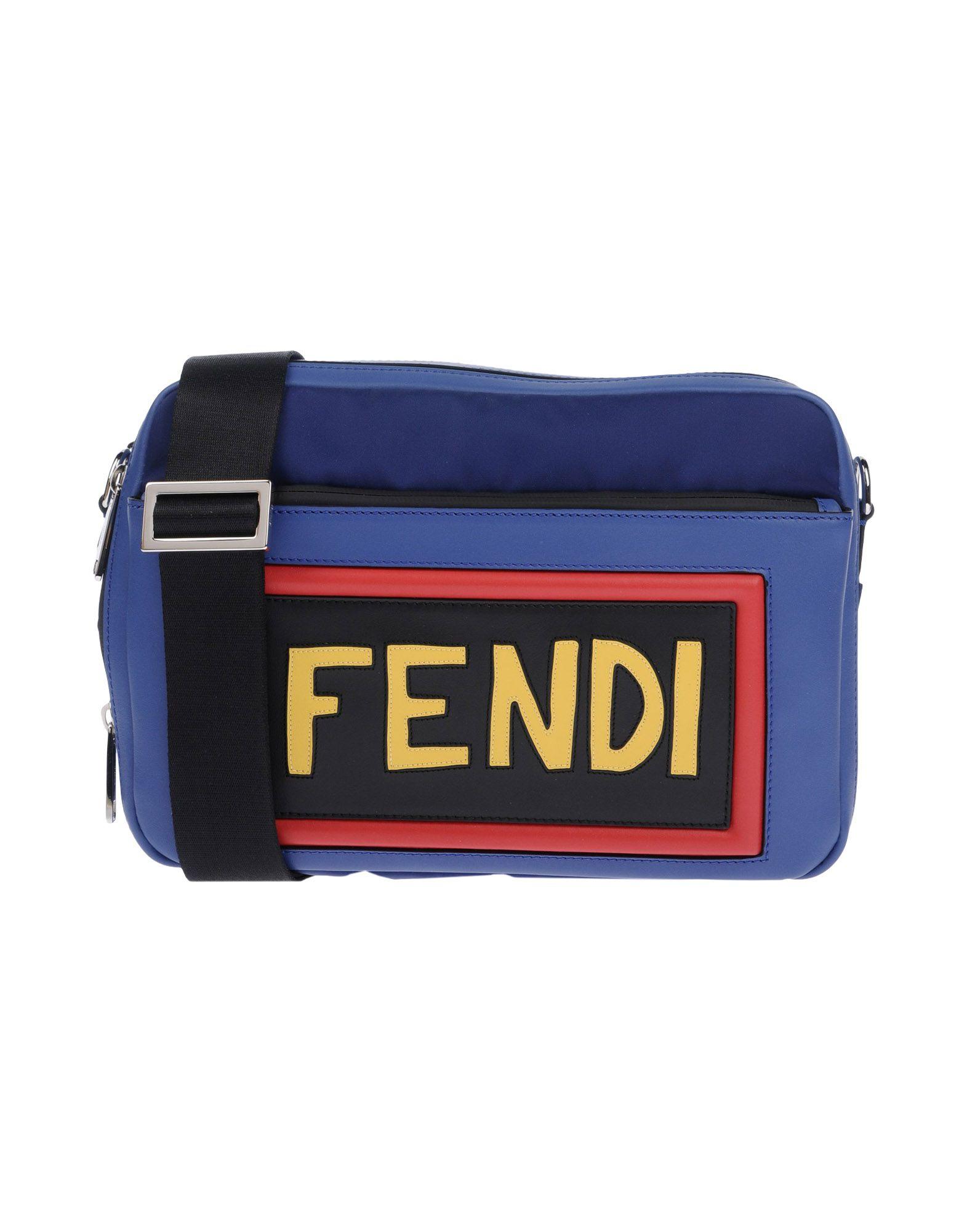 FENDI Сумка через плечо сумка fendi demi jours