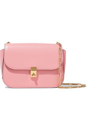 Leather Shoulder Bag by Valentino