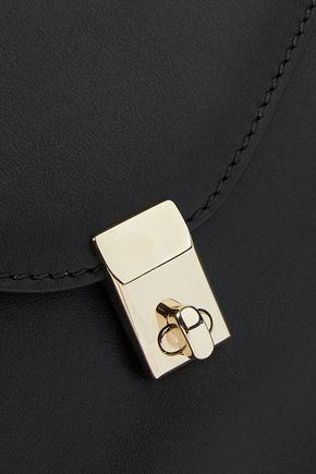 VALENTINO GARAVANI Panther leather shoulder bag