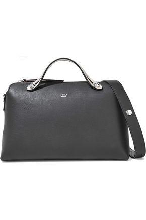 FENDI By The Way color-block leather shoulder bag