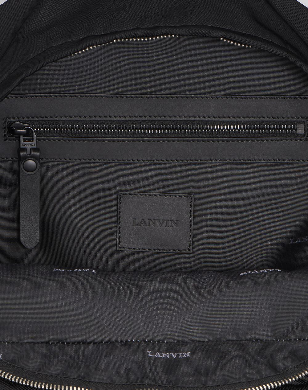 ZIPPERED BACKPACK  - Lanvin