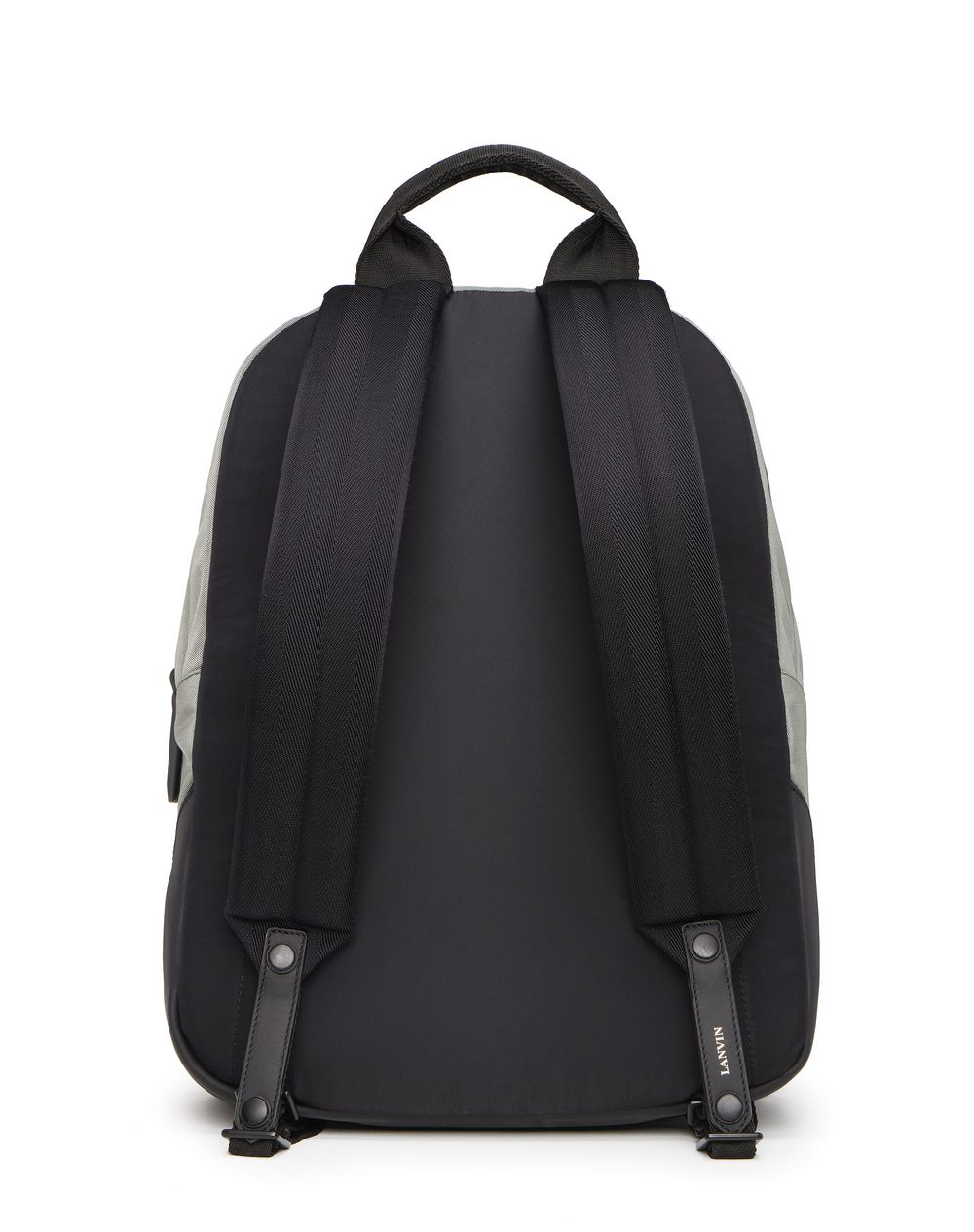 ZIPPERED BACKPACK WITH PATCHES - Lanvin