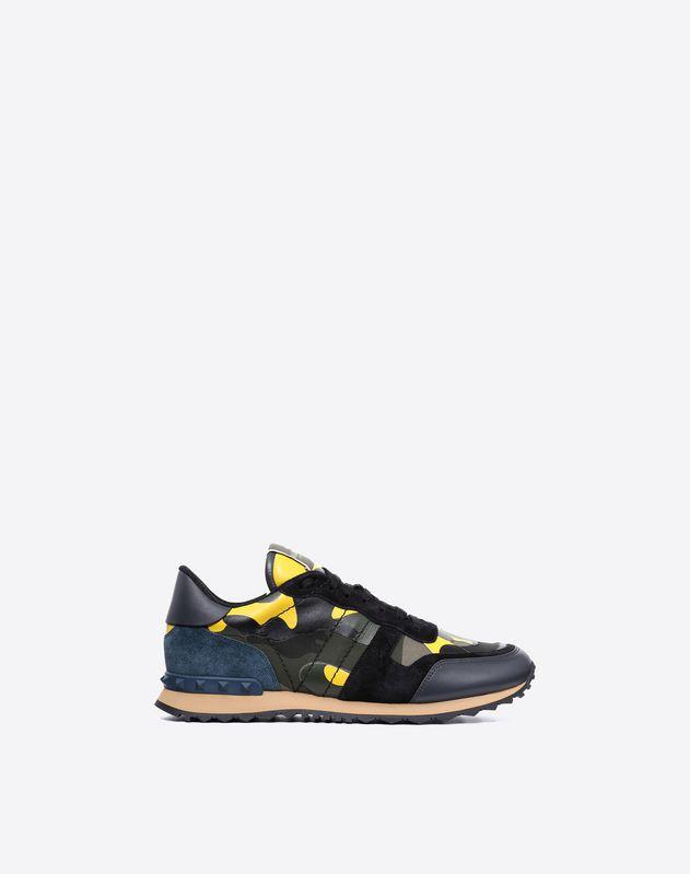 Camouflage RockRunner Sneaker