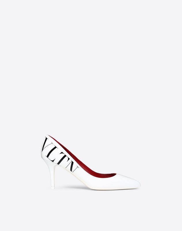 VLTN patent-leather pump 75 mm