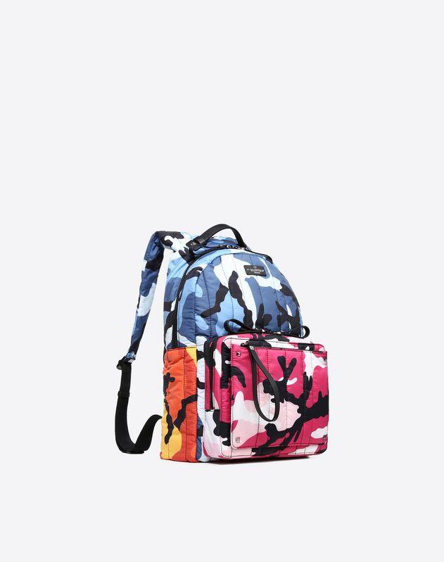Camushuffle rucksack