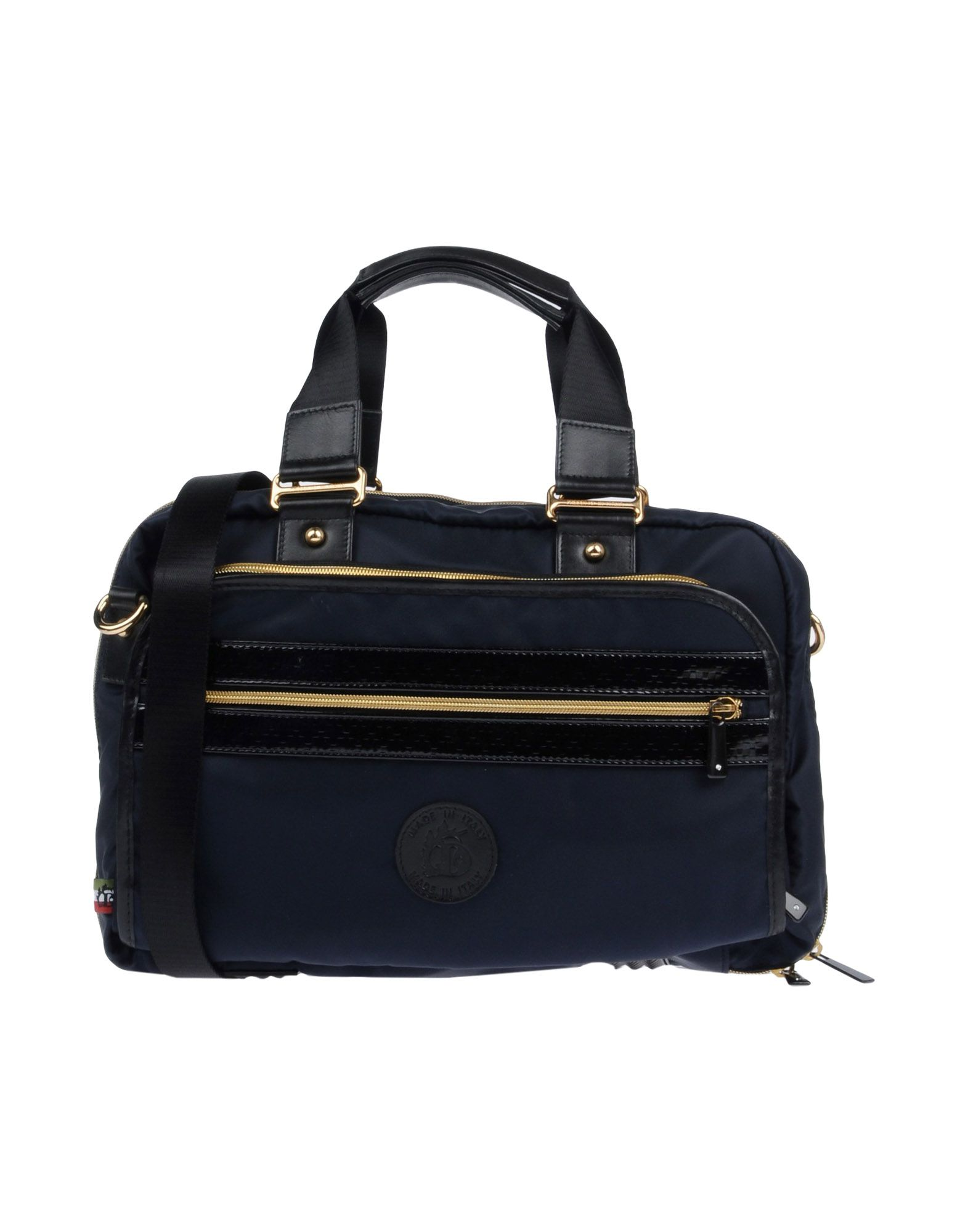 DESERTIKA Handbag in Dark Blue