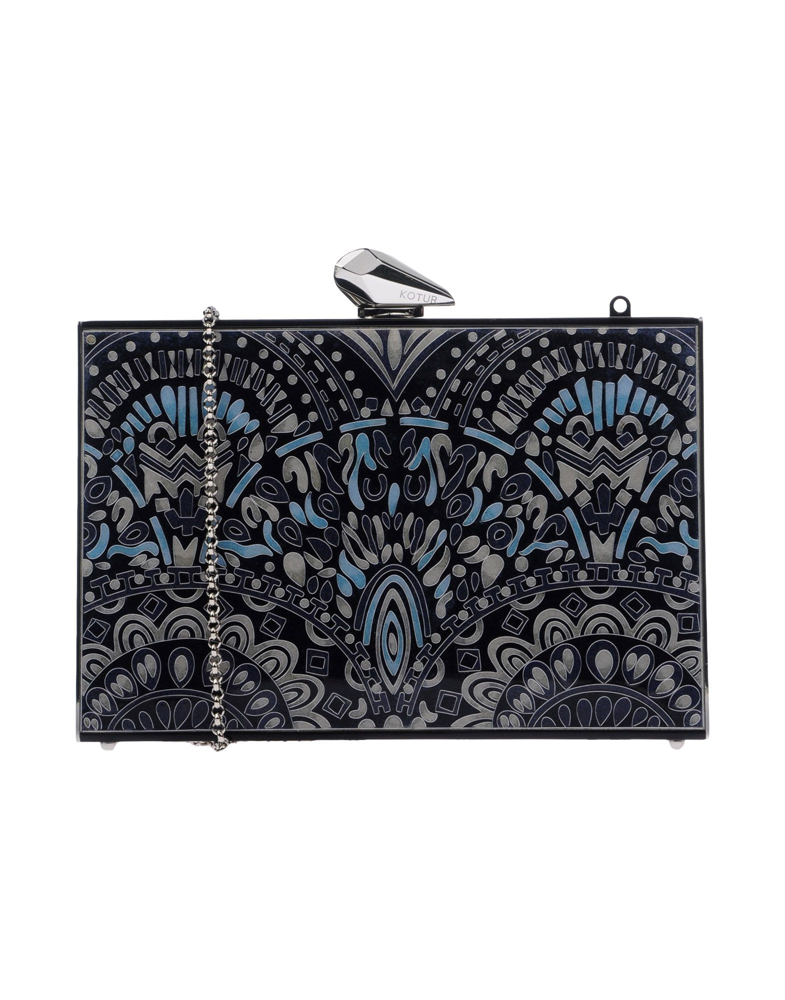 KOTUR Handbag in Dark Blue