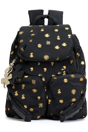 f06612887310 SEE BY CHLOÉ Joyrider printed shell backpack ...