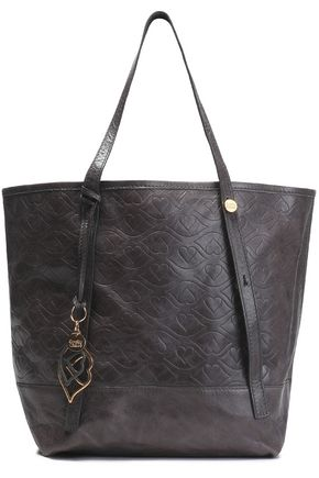 SEE BY CHLOÉ Embossed leather tote
