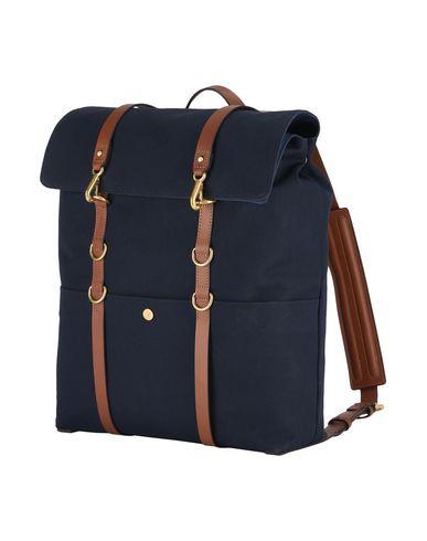 Фото - Рюкзаки и сумки на пояс от MISMO темно-синего цвета