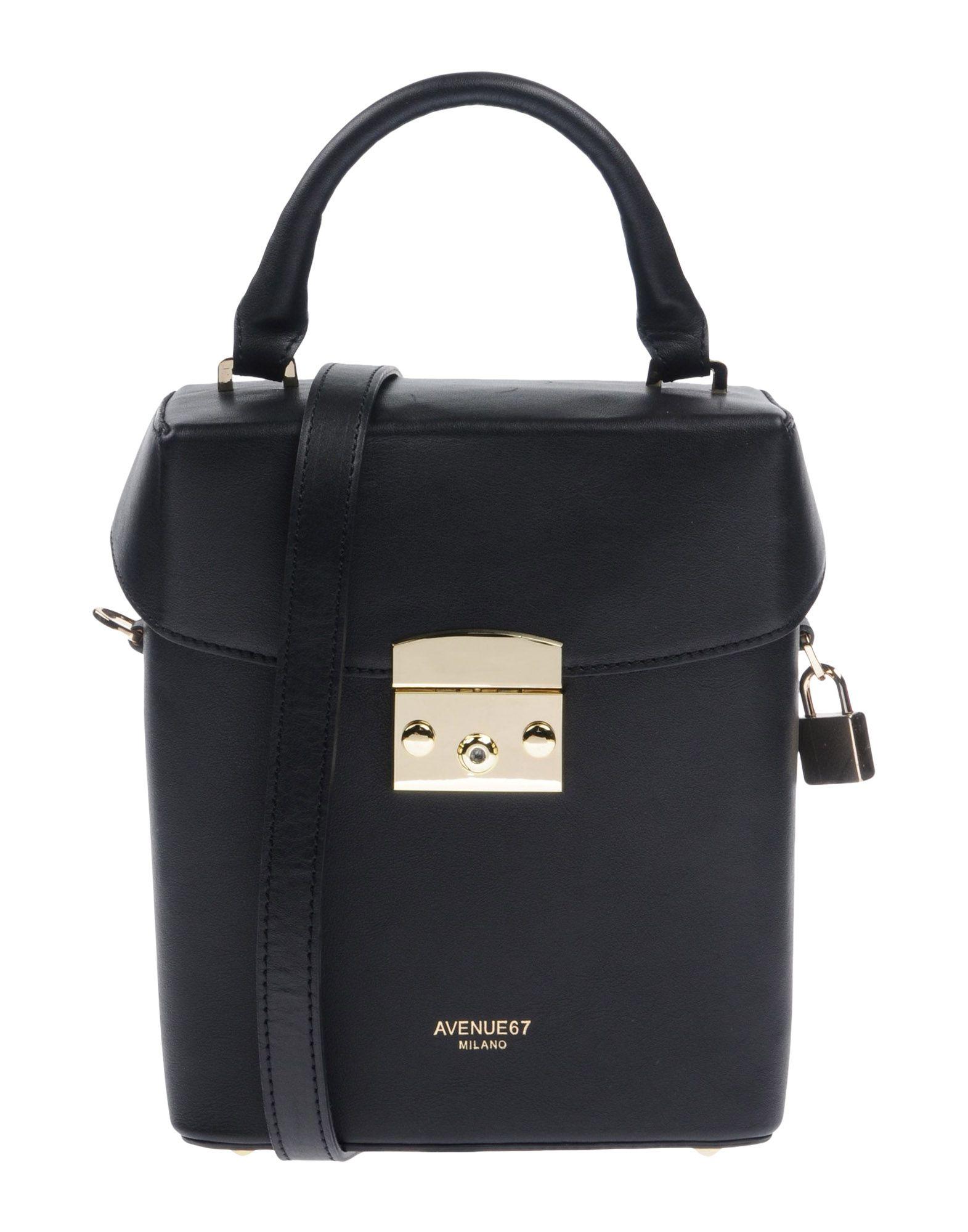 AVENUE 67 Handbag in Black