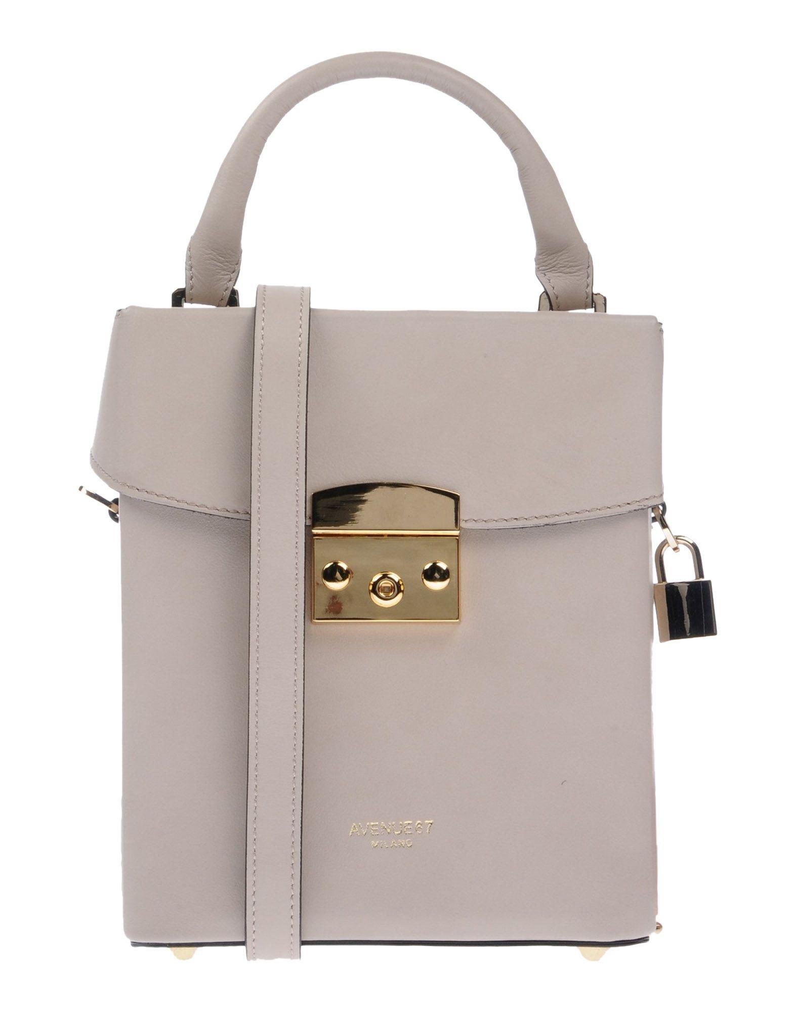 AVENUE 67 Handbags in Beige