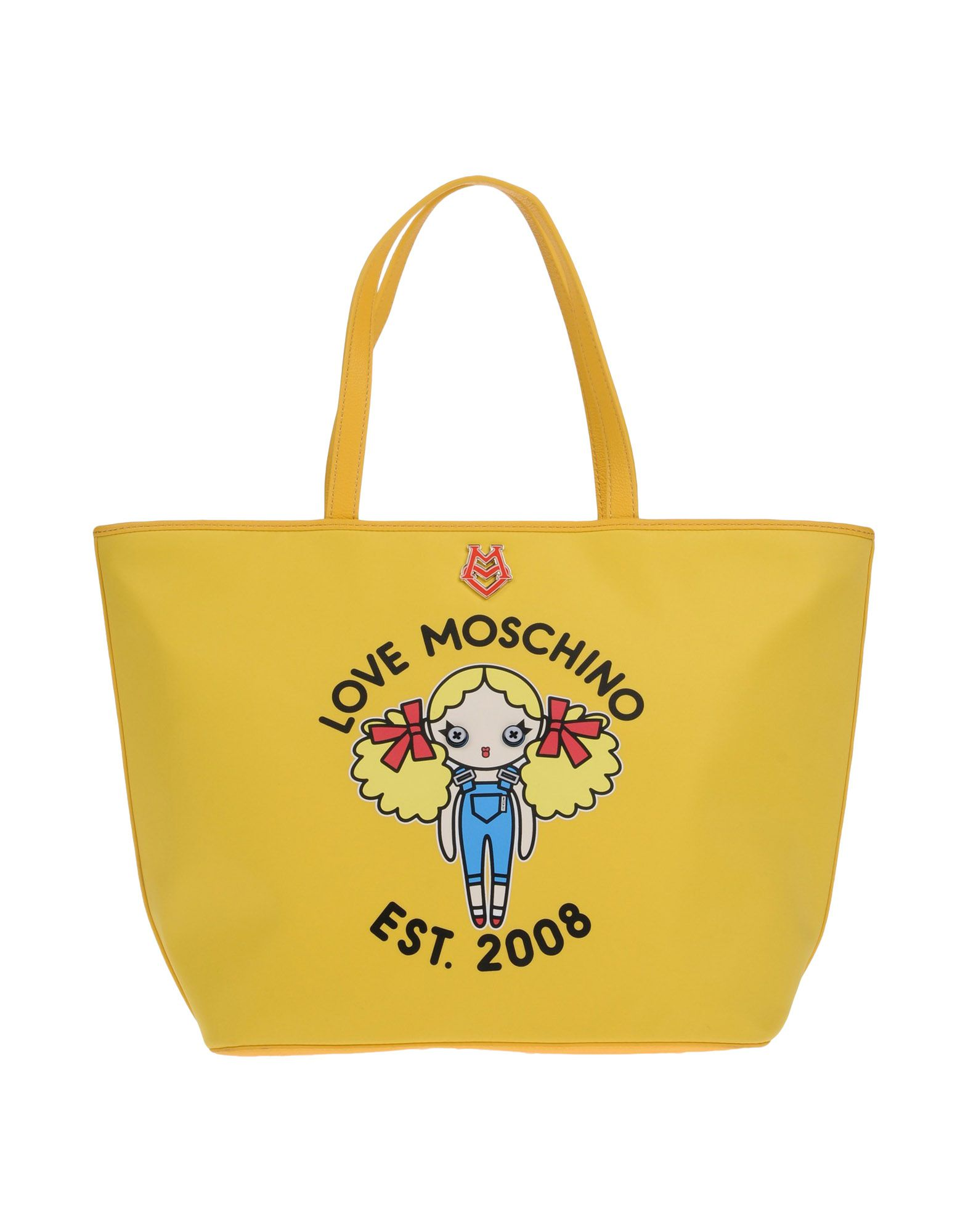LOVE MOSCHINO Сумка на руку сумка love moschino love moschino lo416bwaevh8