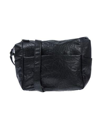 ZUCCA レディース メッセンジャーバッグ ブラック 紡績繊維