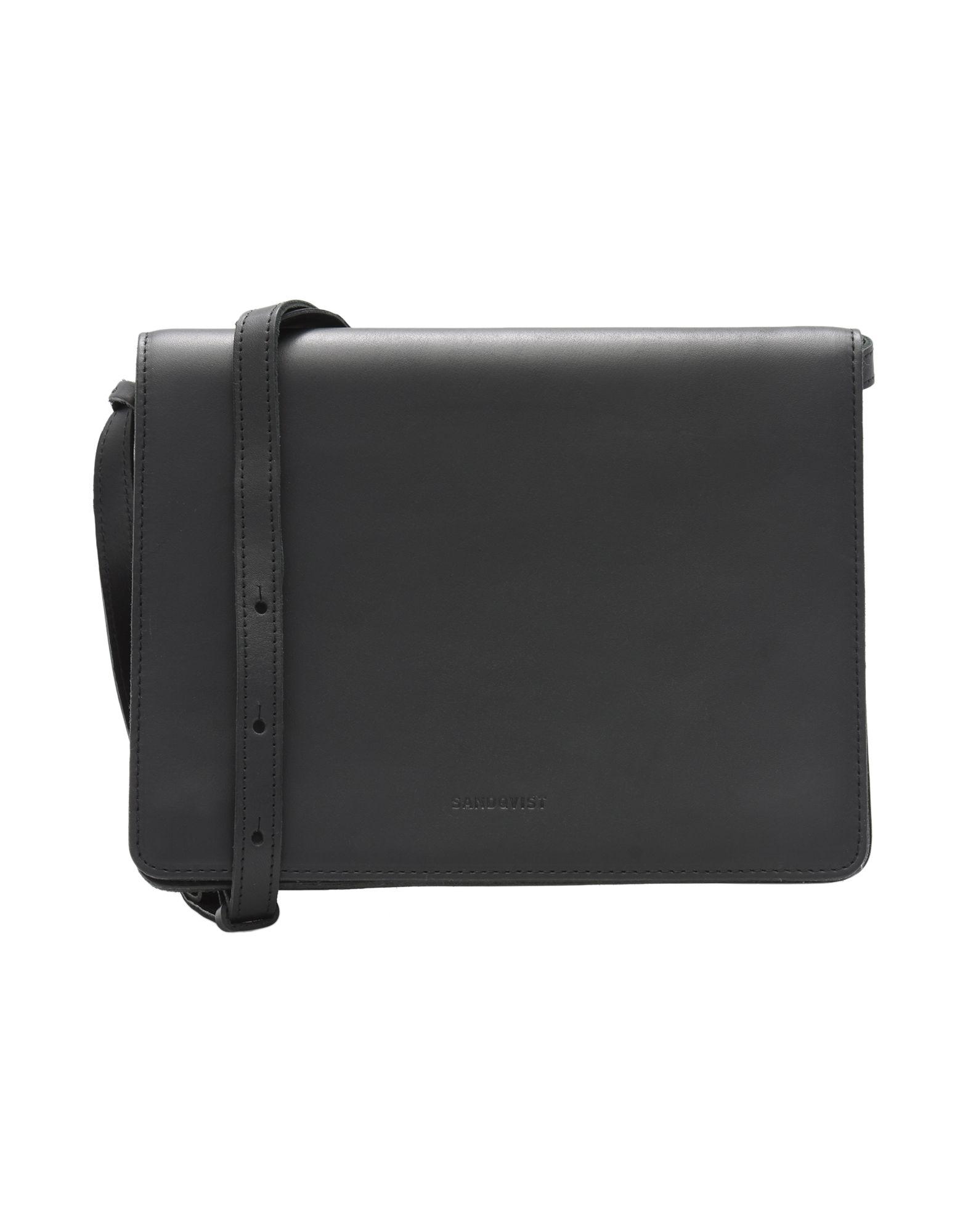 SANDQVIST Across-Body Bag in Black