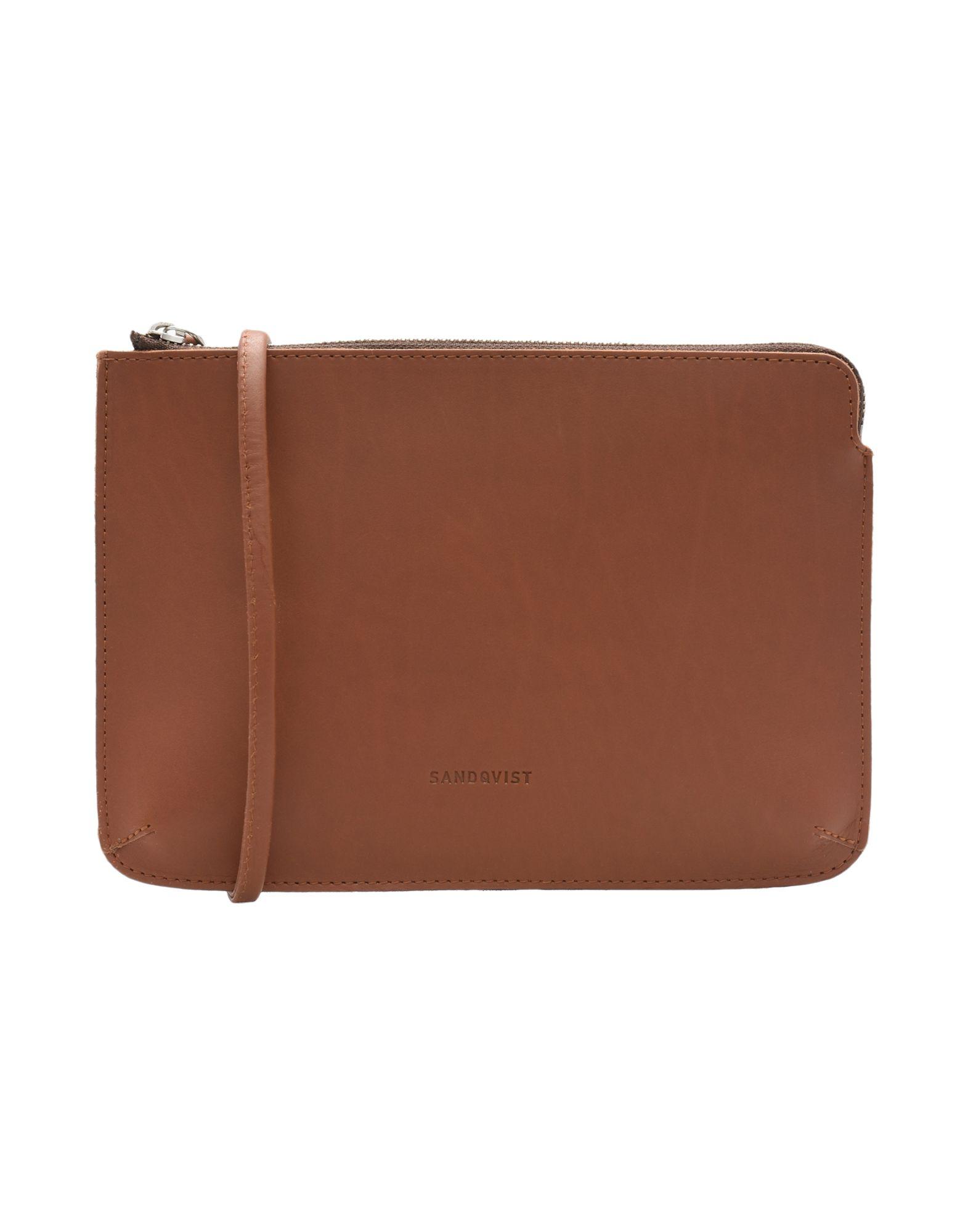 SANDQVIST Across-Body Bag in Brown